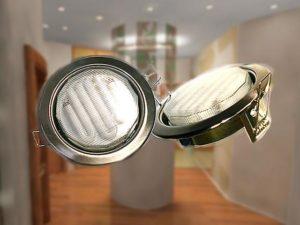 Светильники для натяжного потолка — советы дизайнера