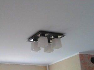 Ситцевые натяжные потолки
