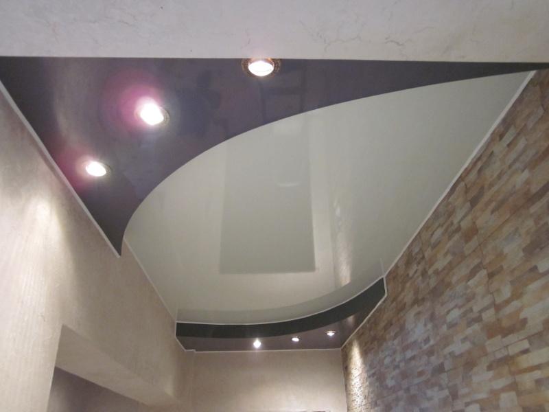 пвх натяжной потолок