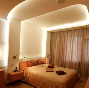 Какой потолок выбрать: натяжной или гипсокартон?
