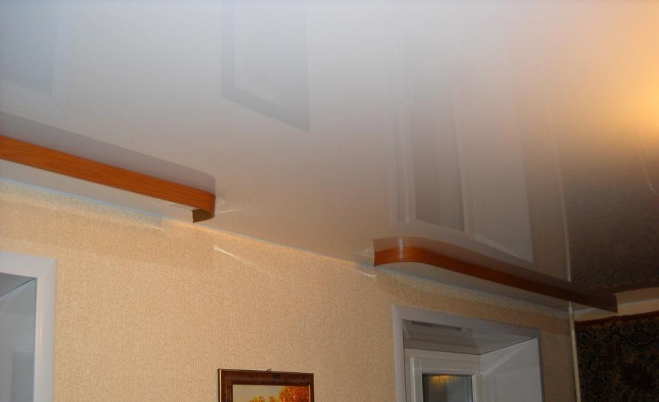 карниз для натяжного потолка