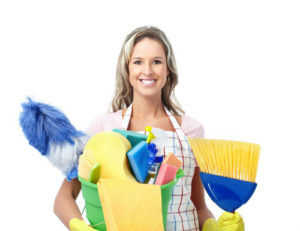 Как помыть натяжной потолок?