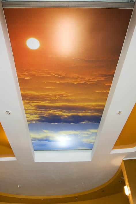 итальянские натяжные потолки