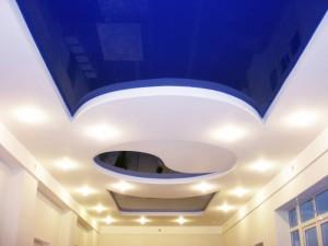 Какие натяжные потолки лучше для вашего дома?