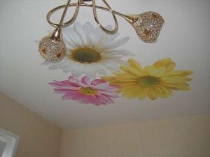 лучшие натяжные потолки для дома