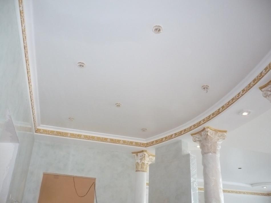 немецкие натяжные потолки