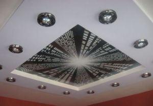споты для натяжного потолка