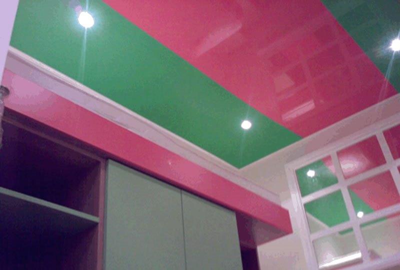 как выбрать лучшие натяжные потолки