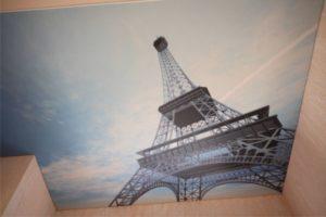 Французские натяжные потолки и их особенности