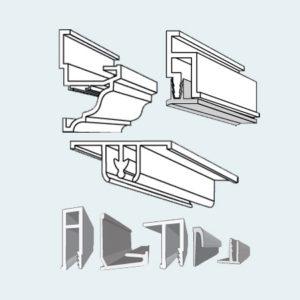 фурнитура для натяжного потолка