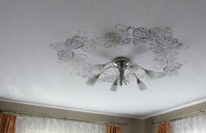 тканевые натяжные потолки-отзывы